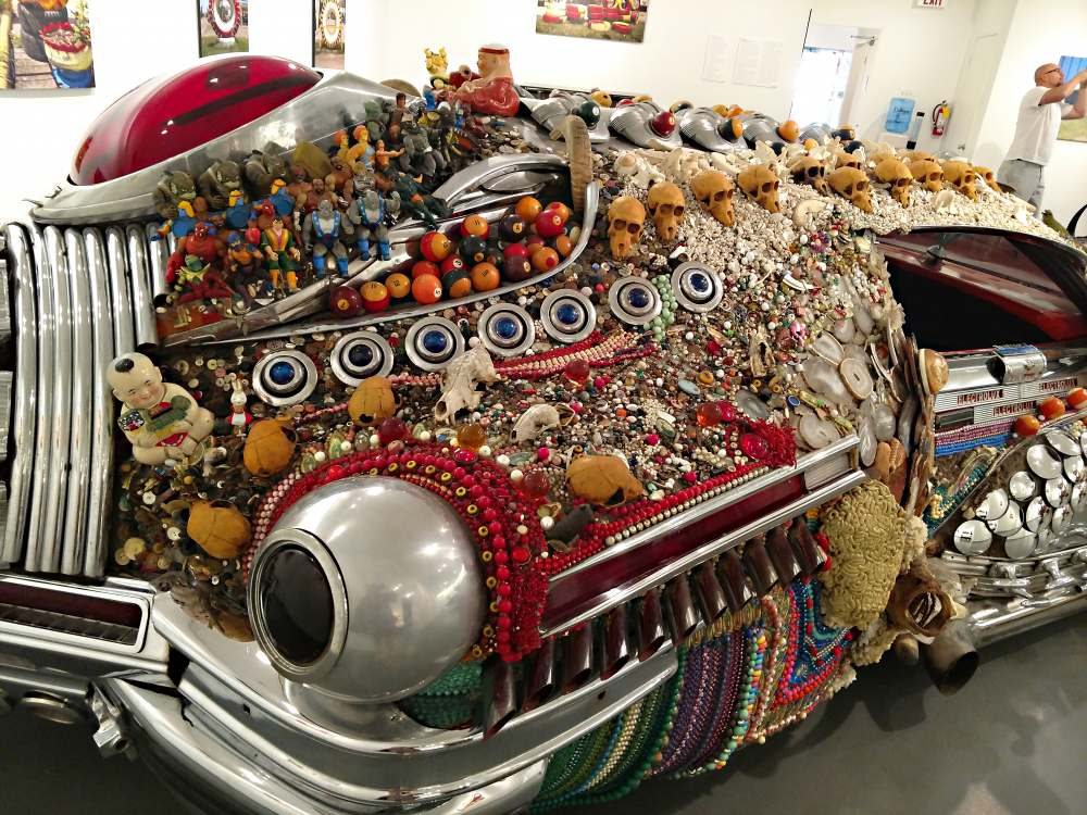 Art Car Museum >> My Inspiration Art Car Museum In Houston Artist Sana Shaw